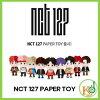 【K-POPグッズ・送料無料・代引不可・予約】NCT127PAPERTOY(メンバー選択)エンシティ127ペーパートイ公式グッズ★生写真(nct1700201)