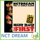 【K-POPCD・送料無料・代引不可・予約】NCTDREAMシングルアルバム1集、TheFirst(nct1700202)