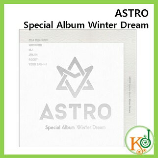 韓国(K-POP)・アジア, 韓国(K-POP) K-POP CD ASTRO Winter Dream-Special Album CD (8809447087719)