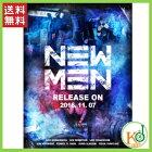 【K-POPCD・発送無料・予約】BTOB[NEWMEN]CD/ビートゥビーニューメン(8808678309140)
