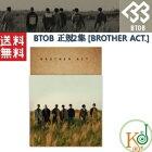 【K-POP・韓流】BTOB正規2集[BROTHERACT.](8804775084454-1)