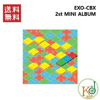 韓国(K-POP)・アジア, 韓国(K-POP) K-POP K-POP EXO-CBX 2st MINI ALBUM CD-(8809440338115)(880944033 8115)