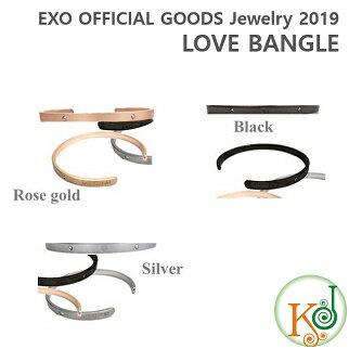 レディースジュエリー・アクセサリー, バングル K-POPEXO OFFICIAL Jewelry 2019 LOVE BANGLE ver. BAEKHYUN (7070190109-1)(7070190109-1)