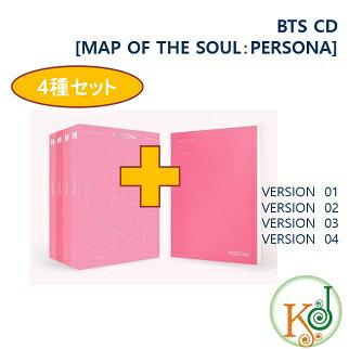CD, 韓国(K-POP)・アジア 9BTS CD 4 MAP OF THE SOULPERSONA 18(7070190313-03)