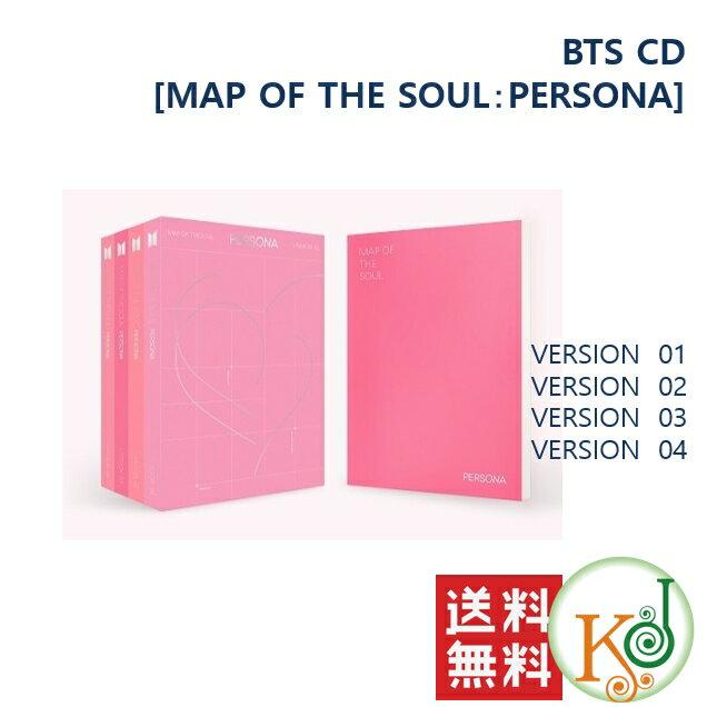 韓国(K-POP)・アジア, 韓国(K-POP) BTS CD MAP OF THE SOULPERSONA (7070190313-04)
