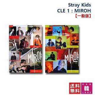 韓国(K-POP)・アジア, 韓国(K-POP) STRAY KIDS STRAY KIDS Cl? 1 : MIROH STANDARD Stray Kids(8809440338733-05)(88094 40338733-05)