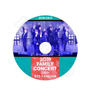 韓国(K-POP)・アジア, 韓国(K-POP) K-POP DVDBTS 29th 2019 FAMILY CONCERT(2019.08.11) FANCAM CUT RM KPOP DVD (7070190614-27)