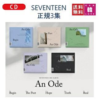韓国(K-POP)・アジア, 韓国(K-POP) SEVENTEEN 3 CD SVT(8809658315847-02)