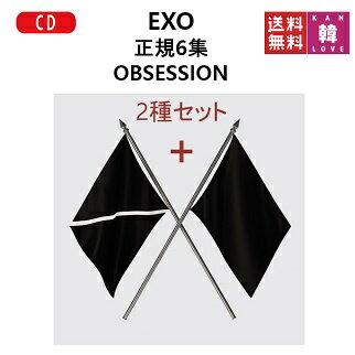 韓国(K-POP)・アジア, 韓国(K-POP) EXO 6 OBSESSION2 EXO OBSESSION (8809440339433-02)