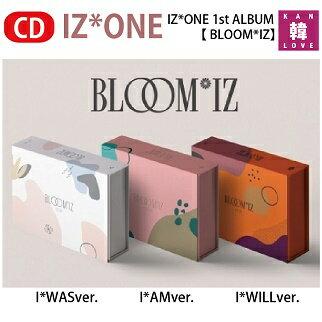 【おまけ付き】 IZONE 1st ALBUM 【 BLOOM*IZ】IZ*ONEアイズワン正規1集アルバムPRODUCE48 プデュ46 AKB48 HKT48/おまけ:生写真(8809658318862-01)