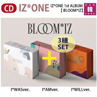 韓国(K-POP)・アジア, 韓国(K-POP)  IZONE 1st ALBUM BLOOMIZ3 IZONE1PRODUCE48 46 AKB48 HKT48(8809658318862-02)