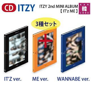 韓国(K-POP)・アジア, 韓国(K-POP) ITZY 2nd MINI ALBUMITz ME3CD2(8809440339617-02)