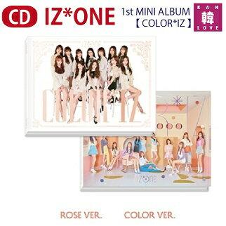 韓国(K-POP)・アジア, 韓国(K-POP)  IZONE 1COLORIZIZONEPRODUCE48 46 AKB48 HKT48(8809603546906-01)