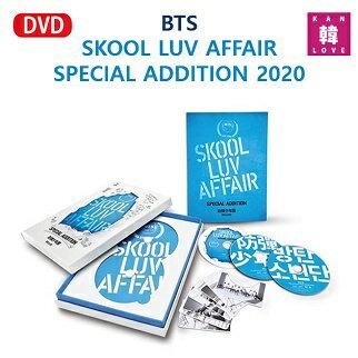 韓国(K-POP)・アジア, 韓国(K-POP) 19305BTS 2 Skool Luv Affair Special Addition 20202DVD(8804775137761-01)