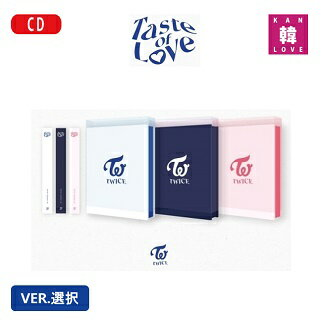 CD, 韓国(K-POP)・アジア -TWICETASTE OF LOVE10TH MINI CD (8809633189708-03)