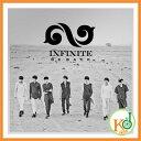 【K-POPCD・送料無料・クリアファイル・予約】 INFINITE (インフィニット) 2集リパッケージ BE BACK(8804775056437)