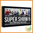 ��K-POPDVD������̵�������ꥢ�ե����롦�ݥ�������������ALL��ͽ���SUPERJUNIOR/SUPERSHOW6DVD/SUPERJUNIORWORLDTOURINSEOULDVD(2DISC)(8809333430995)