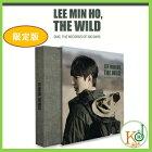 【K-POP写真集・公式・予約】LEEMINHO(イ・ミンホ)写真集[LEEMINHO,THEWILD]限定版/写真集216p+正規品認証カード+ホルダー(1700200703)