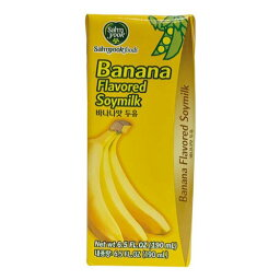 サンユク バナナ味豆乳(190ml×1個)