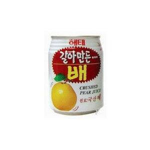 ヘテ すりおろし梨ジュース238ml缶