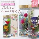 ギフト プレミアムハーバリウム Herbarium 癒しのイ...