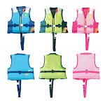 ライフジャケット子供キッズフローティングベストマリン海水浴安全水遊び海シュノーケルts-8717