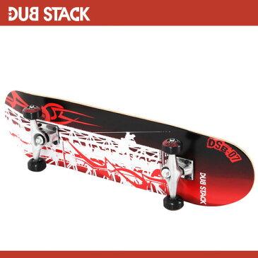 スケートボード コンプリート デッキ スケボー クルーザーキッズ ウィール ベアリング dsb-7