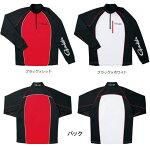 マイクロキュービック(R)ジップシャツGM-3506