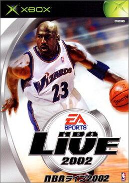 NBAライブ2002【中古】[☆3]