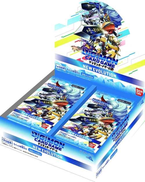 トレーディングカード・テレカ, トレーディングカードゲーム  NEW EVOLUTION BT-01 BOX 24