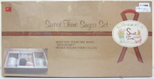食器, その他 Sweet Time Sugar Set2