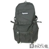 Supreme【シュプリーム】ContourBackpackバックパックリュック2015AWメンズレディースブラックナイロン【USED-A】【質屋かんてい局名古屋西店】