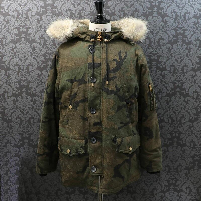 メンズファッション, コート・ジャケット Louis vuittonSUPREMEN-3B50