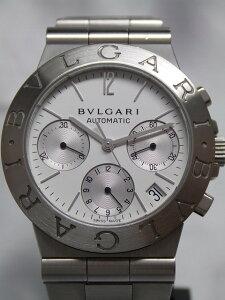 BVLGARIブルガリスポーツクロノCH35S白文字盤