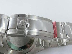 メンズ時計【中古】ROLEXロレックスGMTマスター2116710BLNR(ランダムシリアル)2010年以降製【楽ギフ_包装選択】