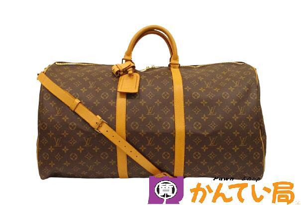 男女兼用バッグ, ボストンバッグ  LOUIS VUITTON M41412 60 21-3226