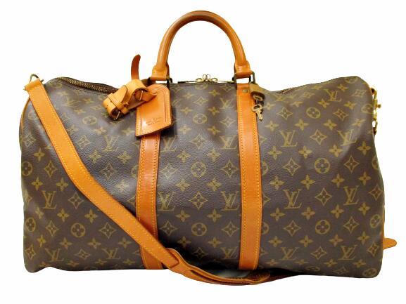 男女兼用バッグ, ボストンバッグ LOUIS VUITTON M41416 50 2way 21-1874H
