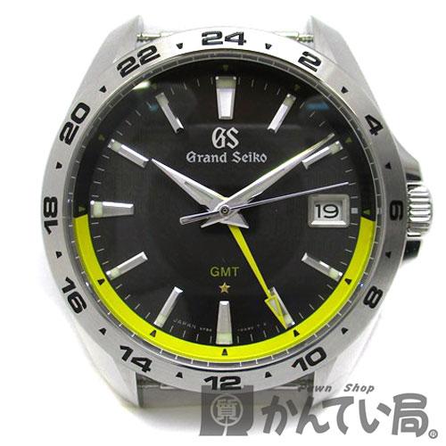 腕時計, メンズ腕時計 GRAND SEIKO 9F86-0AA0 SBGN001 9F GMT 25 21-2146H