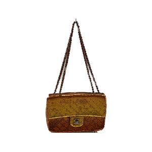 [☆超级稀有☆]香奈儿(Chanel)链条亮片x Matrasse华丽礼品包装可能[二手]
