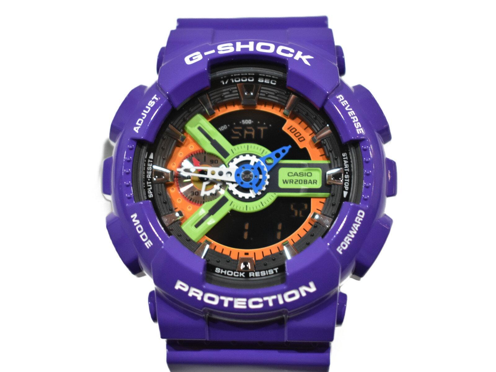 腕時計, 男女兼用腕時計  G-SHOCK GA-110EV-6AJR