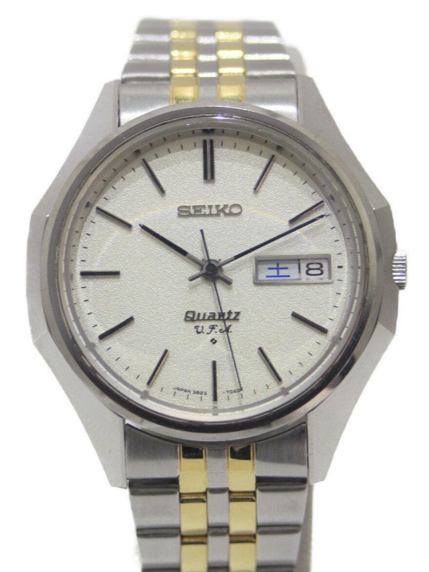 腕時計, 男女兼用腕時計 SEIKO CAP VFA GOLD 3823-7040 1970 R56