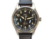 IWCパイロットウォッチマーク18IW3270001自動巻き箱/ギャランティカード腕時計メンズ【中古】