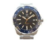 TAG-HEUERタグホイヤーアクアレーサークォーツWAY111C.BA0928腕時計メンズ未使用送料無