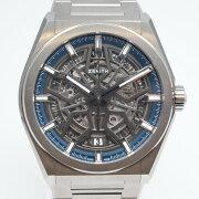 ZENITHゼニス95.9000.670/78.M9000DEFYデファイクラシックメンズ腕時計【中古】