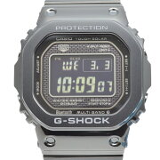 CASIOカシオGMW-B5000GD-1JFG-SHOCKブラック電波ソーラー腕時計男女兼用メンズレ