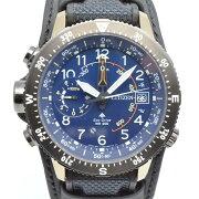 CITIZENシチズンBN-4055-19Lエコドライブプロマスターアルティクロン30周年限定1989本腕時計