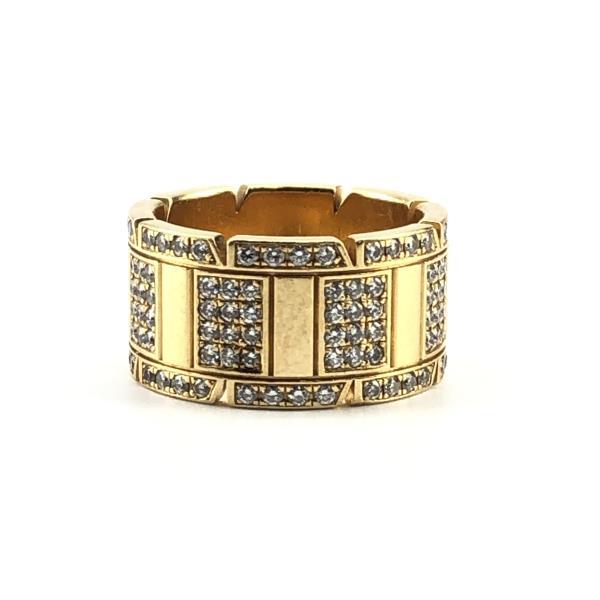 レディースジュエリー・アクセサリー, 指輪・リング Cartier K18YG 14.3g 5516 RY20000259