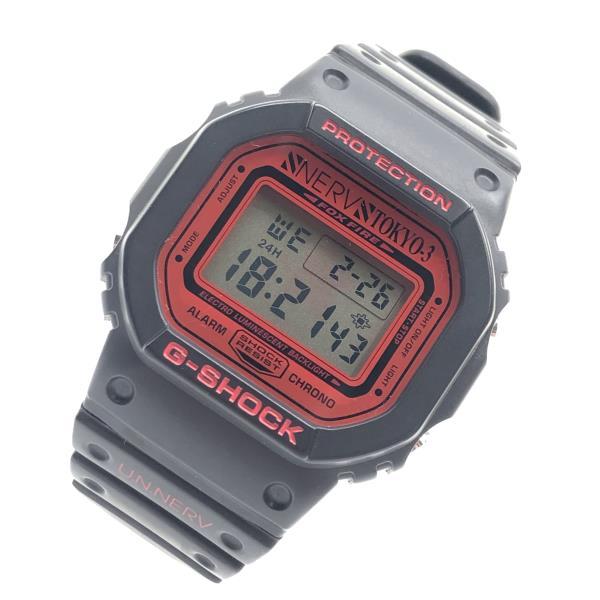 腕時計, メンズ腕時計 CASIO DW-5600VT-1 G-SHOCK NELV G-SHOCK RY19004498