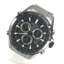 SEIKO セイコー アストロン 8X82-0AC0 メンズ 腕時計 GPSソーラー クォーツ 黒文字盤 クロノグラフ デイト 6針 ステンレス 管理YK20001579