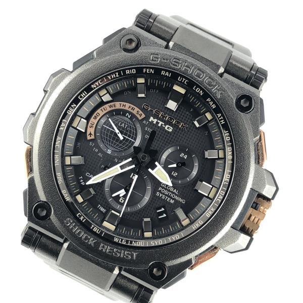 腕時計, メンズ腕時計 CASIO MTG-G1000RB-1AJF G-SHOCK GPS G YI20002257